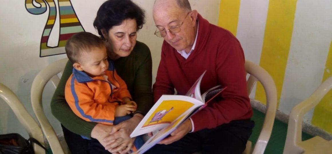 Día de los abuelos Ositos y Búhos